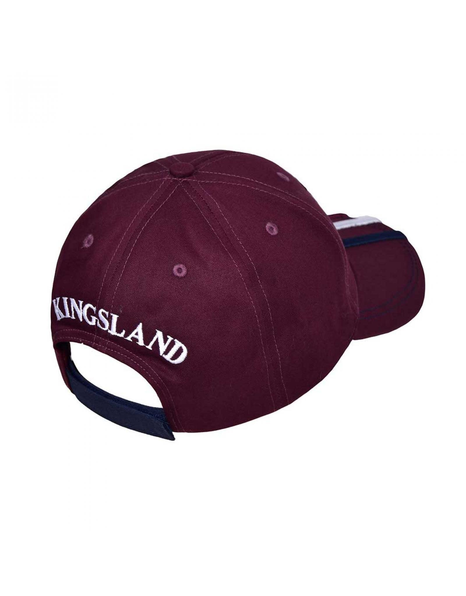 Kingsland KL Pet Jaden Burgundy