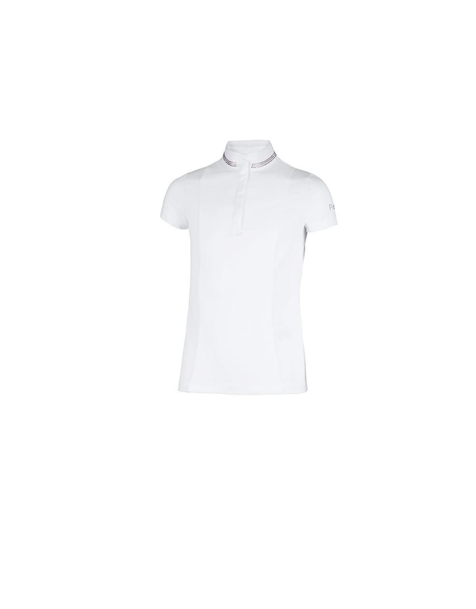 Pikeur Pikeur Competition Shirt Suana Wit
