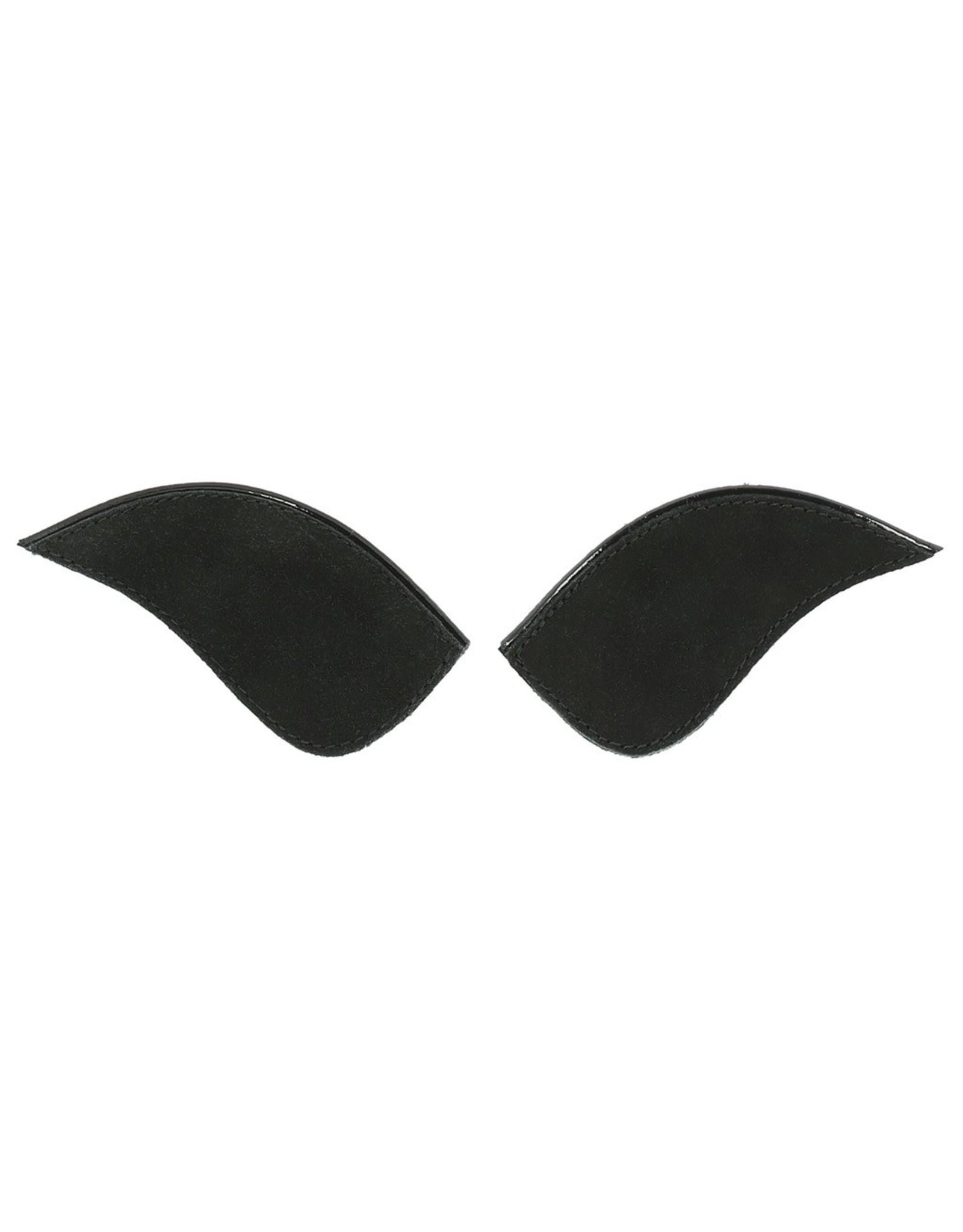 """Equithème Equithème """"Myprimera"""" Badges Noir, noir brillant"""