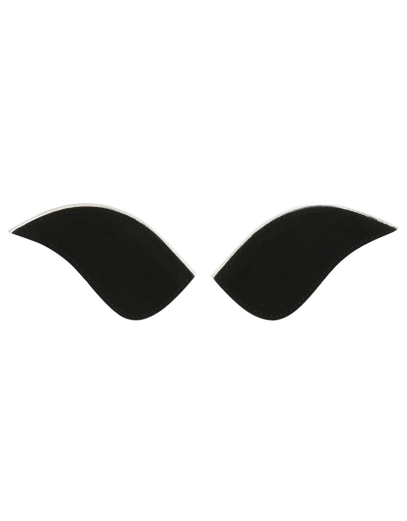 """Equithème Equithème """"Myprimera"""" Badges Noir, coloris argenté"""