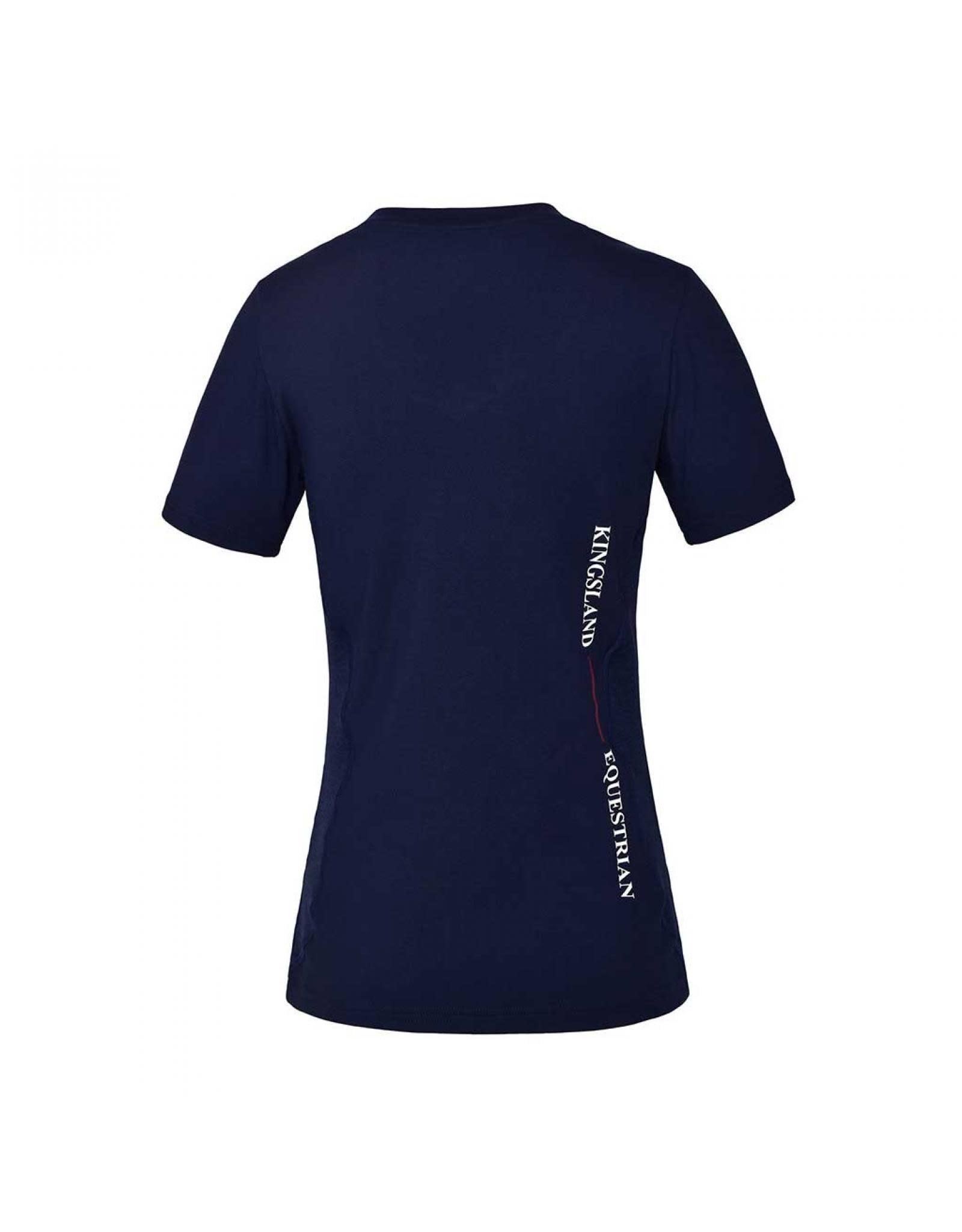 Kingsland KL Jaslyn shirt Navy