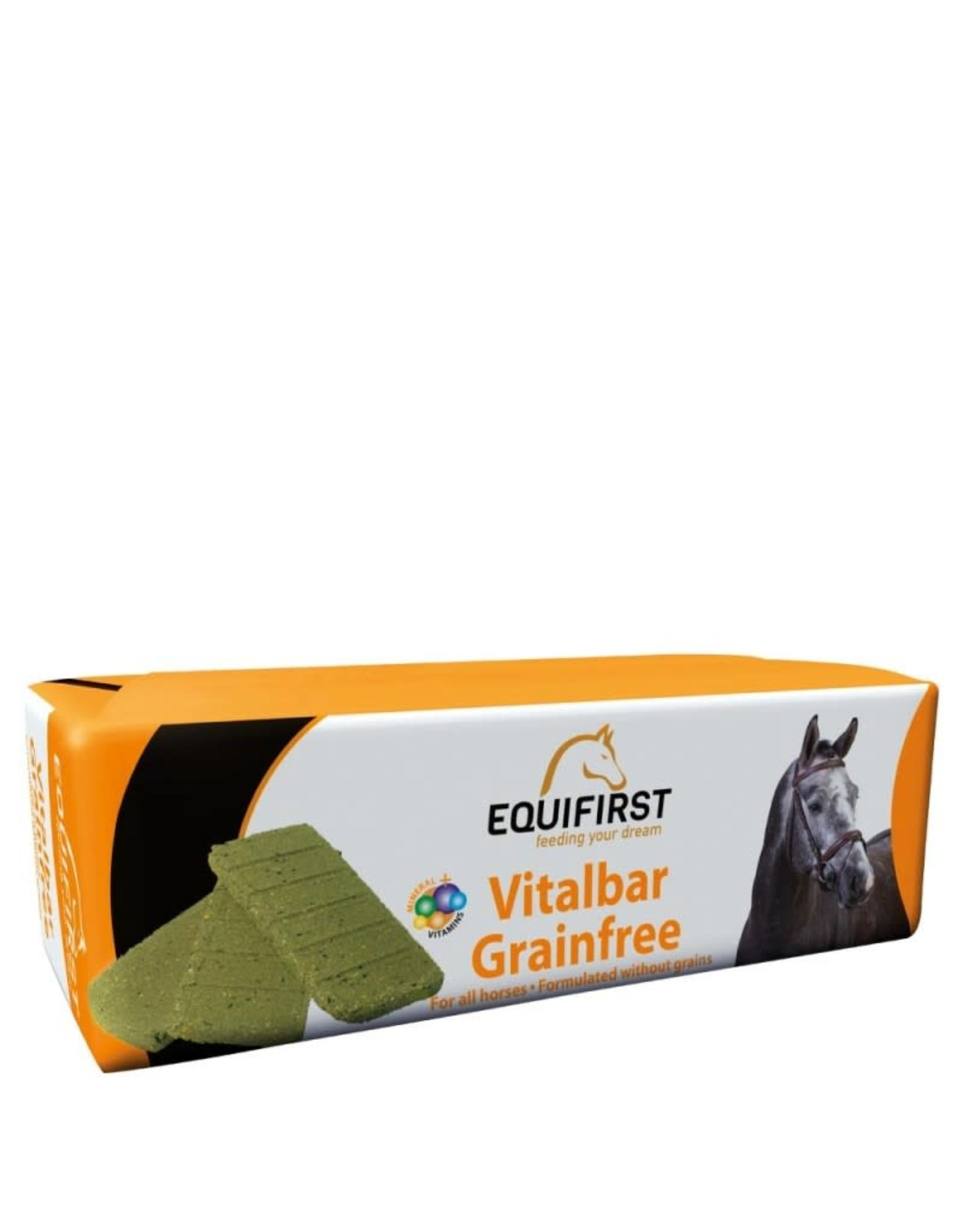 Equifirst Equifirst Vitalbar Grainfree