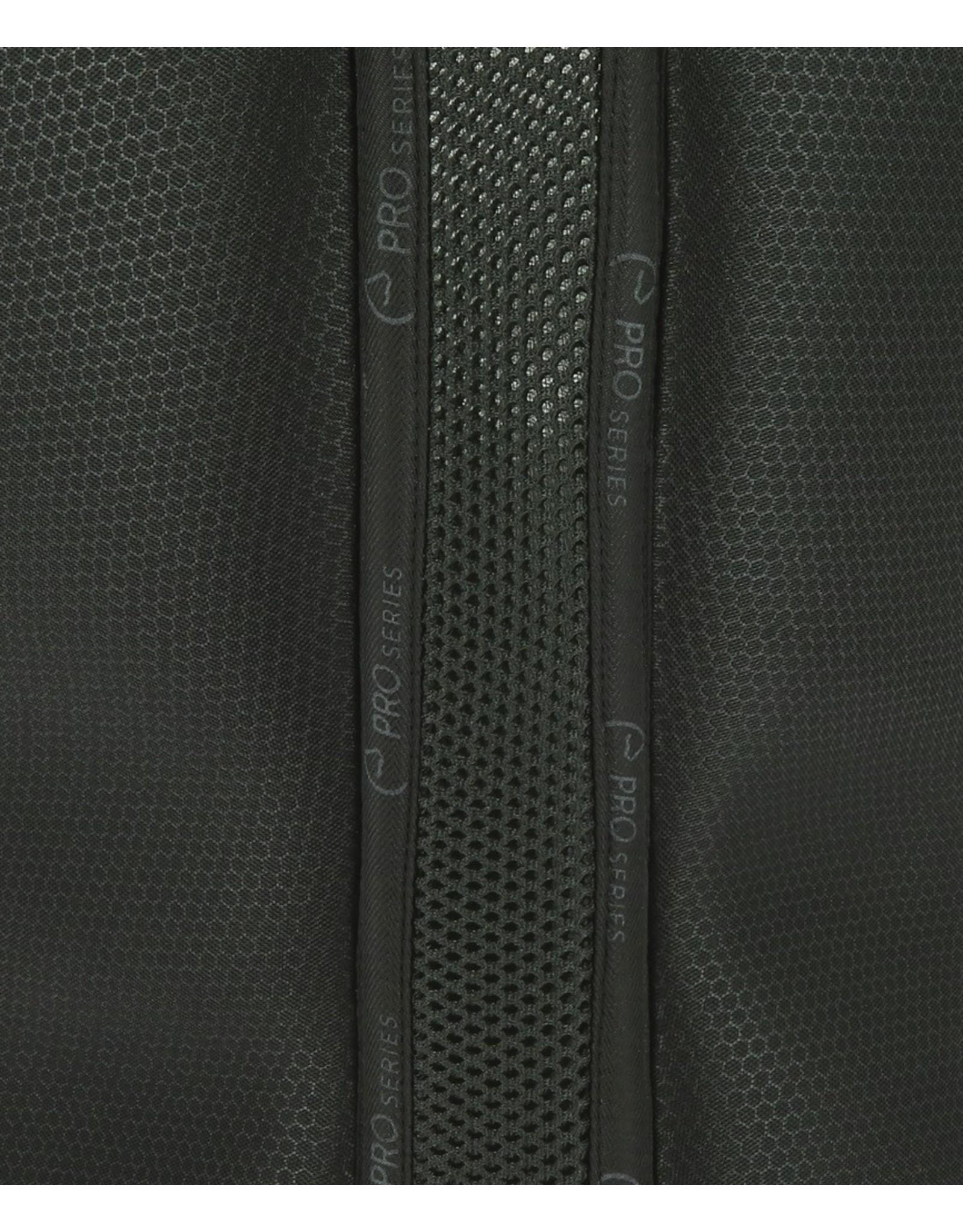 Pro Series Honeycomb Onderlegger Zwart