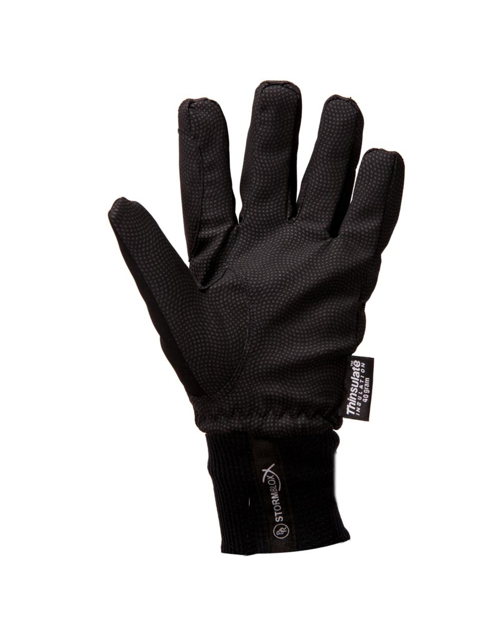 BR BR winterhandschoenen StormBloxx Zwart