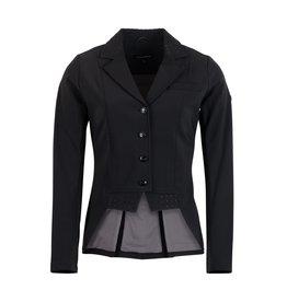 Montar Montar Wedstrijdjas Short Tail Coat Zwart