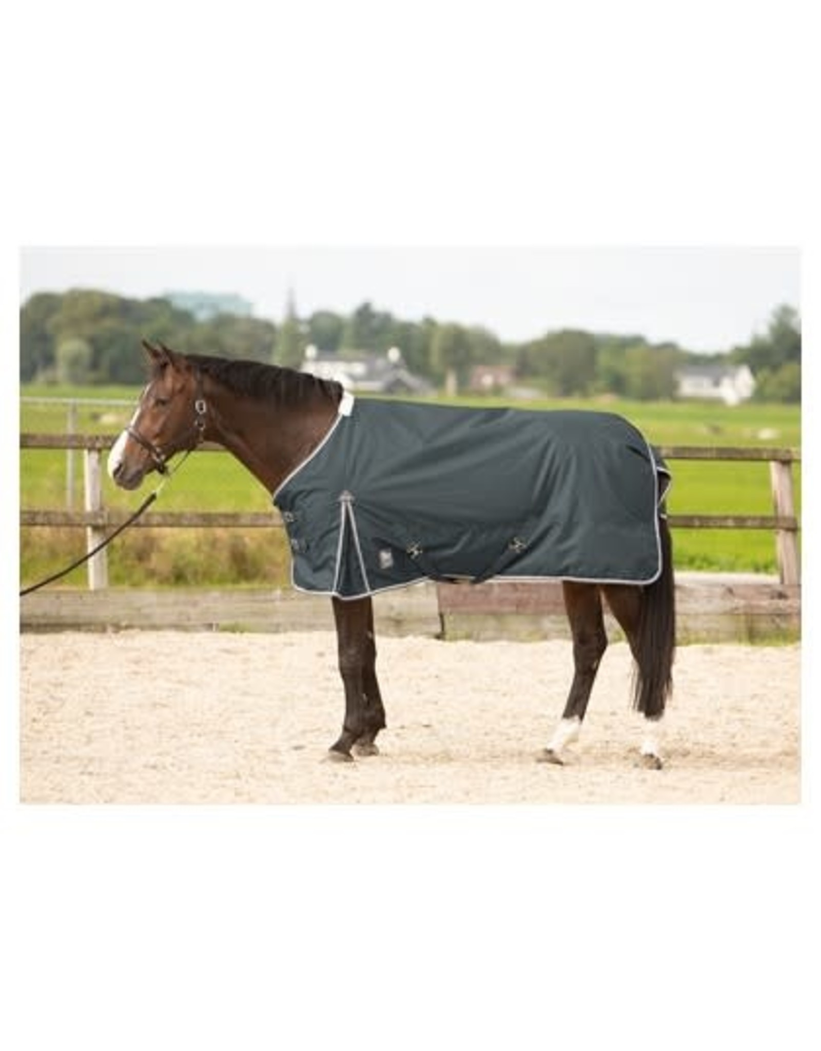 Harry's Horse HH Outdoordeken Thor Ebony 100gr