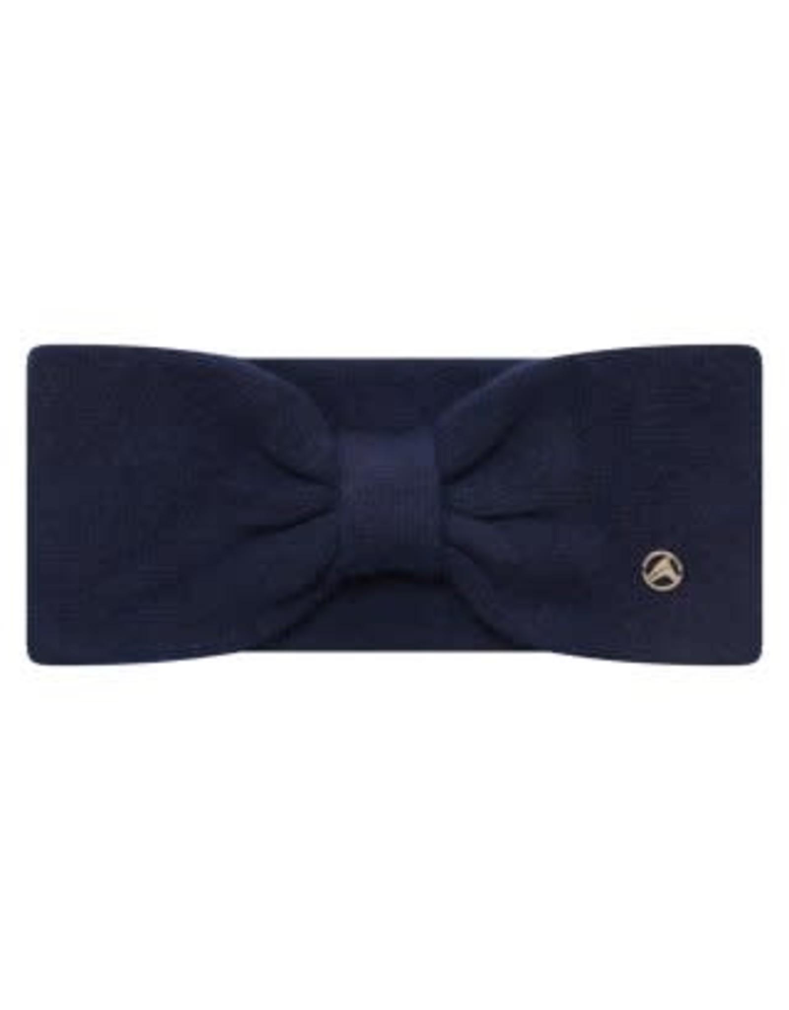 Euro-Star Luxury Headband Navy
