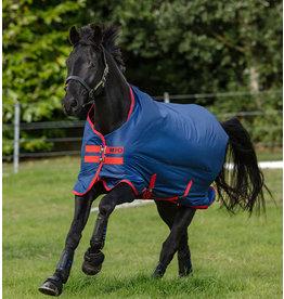 Horseware Mio turnout M 200g Dark blue/red
