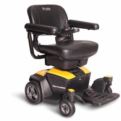 Pride Go Chair Elektrische Rolstoel