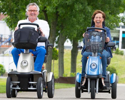 scootmobielen rolstoelen rollators en meer ... banner 1