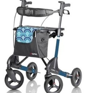 Topro Rollator Topro Troja 2G  Blauw