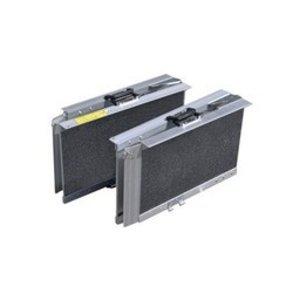 Aidapt  Opvouwbare oprijplaat 183cm - koffer model