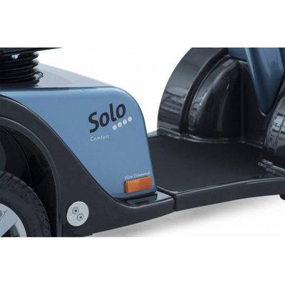 Life & Mobility Scootmobiel Solo 4 Blue Diamond
