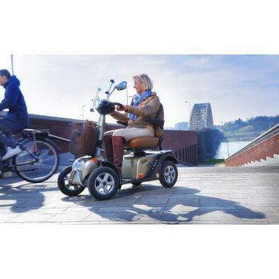 Life & Mobility Scootmobiel Solo 4 Elegance