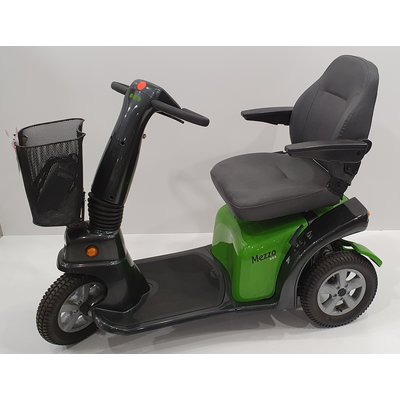 Life & Mobility Scootmobiel Mezzo 3 (Demo) Groen