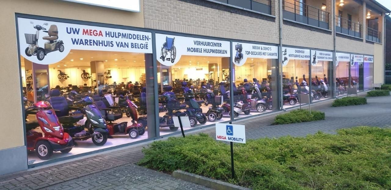 Scootmobiel Antwerpen