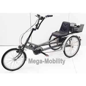 Tri-bike Y-Frame elektrische Driewielfiets (Model 2021)