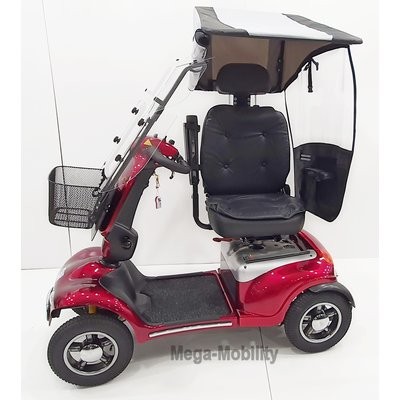 Mega-Mobility Mega Scodak Deluxe Overkapping Scootmobiel