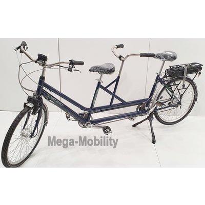 Tri-bike Tweewieltandem Basic