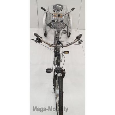 Tri-bike Driewieltandem