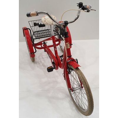 Tri-bike FROGGY Kinderdriewielfiets
