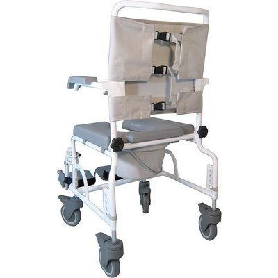 Drive Medical Douchestoel - Toiletstoel DuoMotion