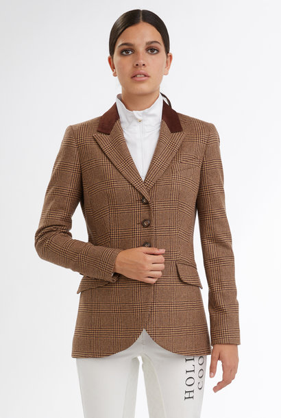 Women's Tawny Tweed Jacket