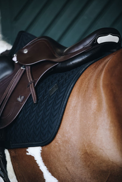 Fishbone Jump Saddle Pad