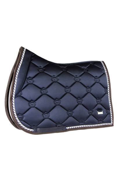 Monogram Jump Saddle Pad