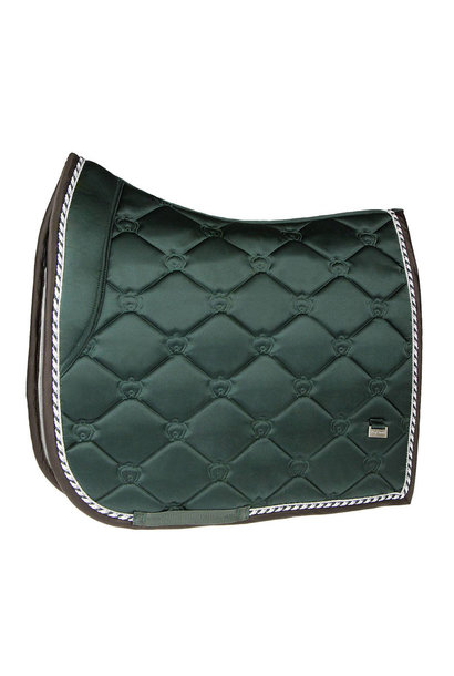 Monogram Dressage Saddle Pad