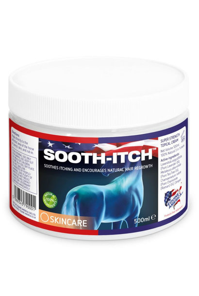 Sooth-Itch Cream 500g