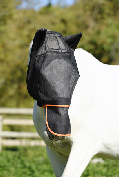 Field Relief Maxi Fly Mask