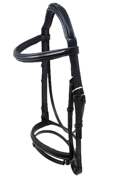 Wembley Pro Snaffle with Flash Noseband