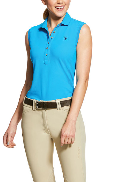 Women's Prix Sleeveless Polo