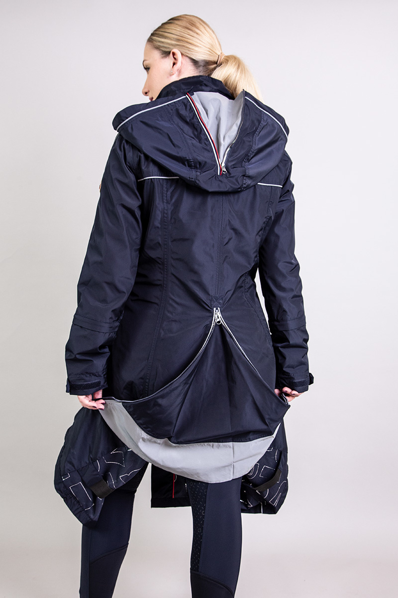 Women's Padja Long Coat-7