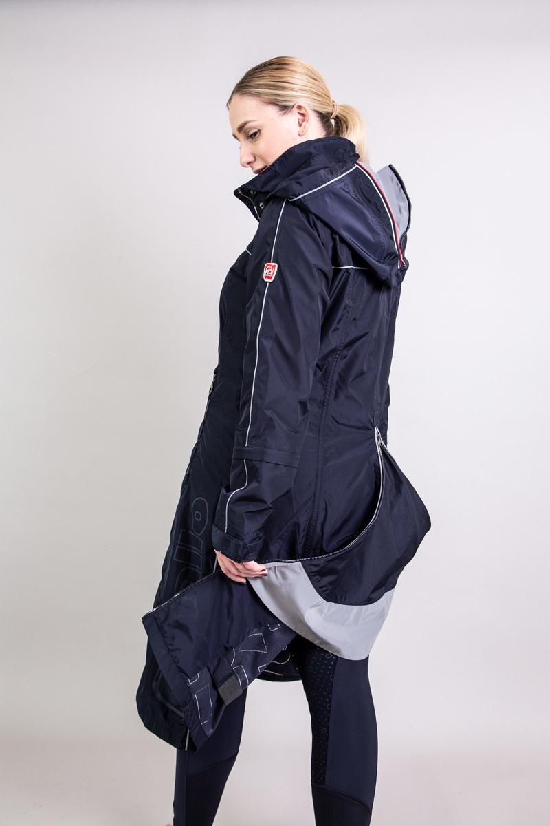 Women's Padja Long Coat-6