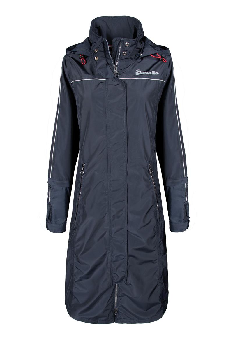 Women's Padja Long Coat-1