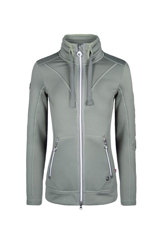 Women's Piri Fleece Jacket-1