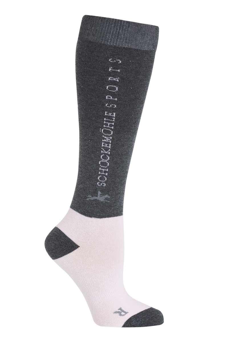 Sporty Long Socks-3