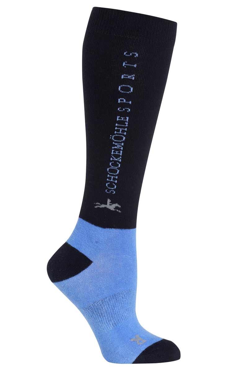 Sporty Long Socks-1
