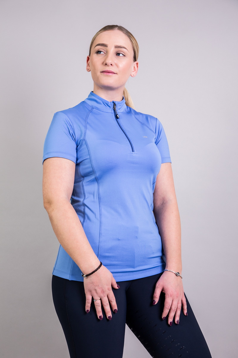 Women's Summer Page Polo-6