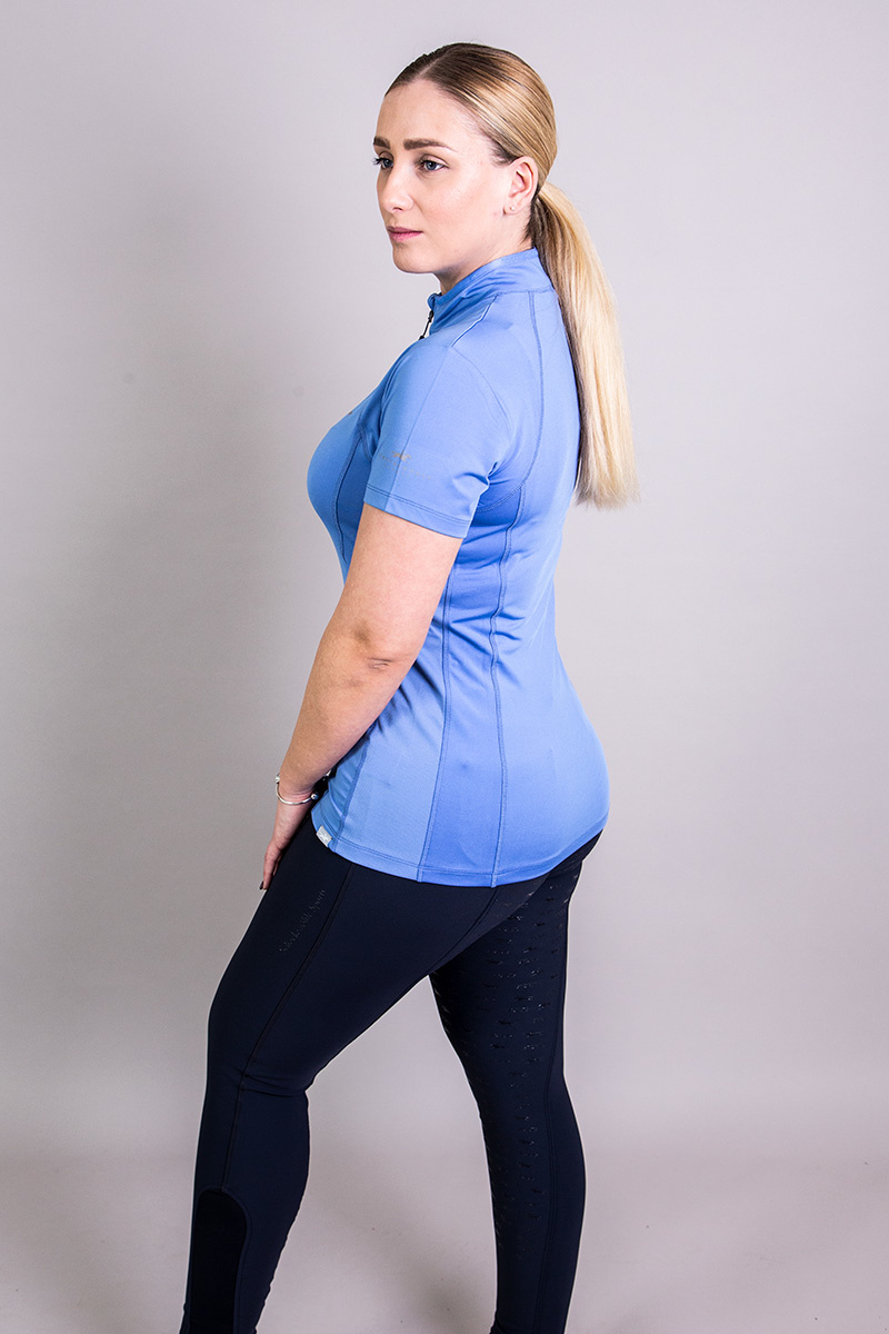 Women's Summer Page Polo-7