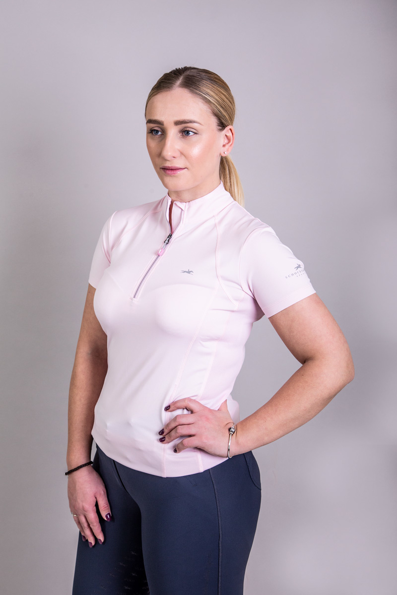Women's Summer Page Polo-4