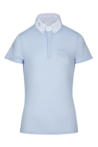 Boy's Jersey Jacquard S/S Show Shirt