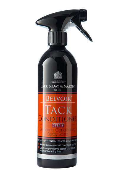 Belvoir Tack Conditioner Spray 500ml