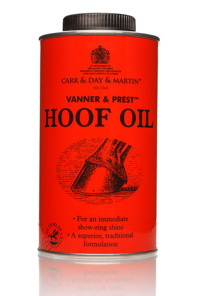 Vanner & Prest Hoof Oil 500ml