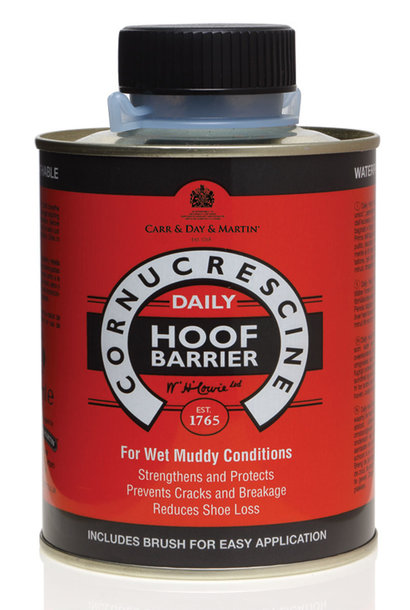 Cornucrescine Hoof Barrier 500ml