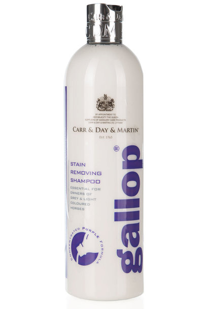 Gallop Stain Removing Shampoo 500ml