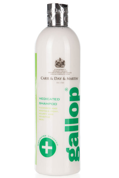 Gallop Medicated Shampoo 500ml