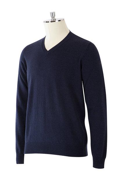 Men's Rueda V-Neck Sweater